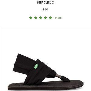 Sanuk Yoga Sling Shoes